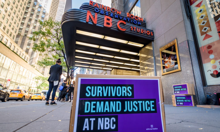 NBC News Has Been Covering Up Rape
