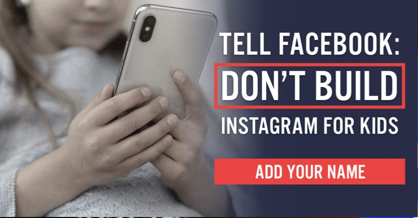 No Instagram for Kids