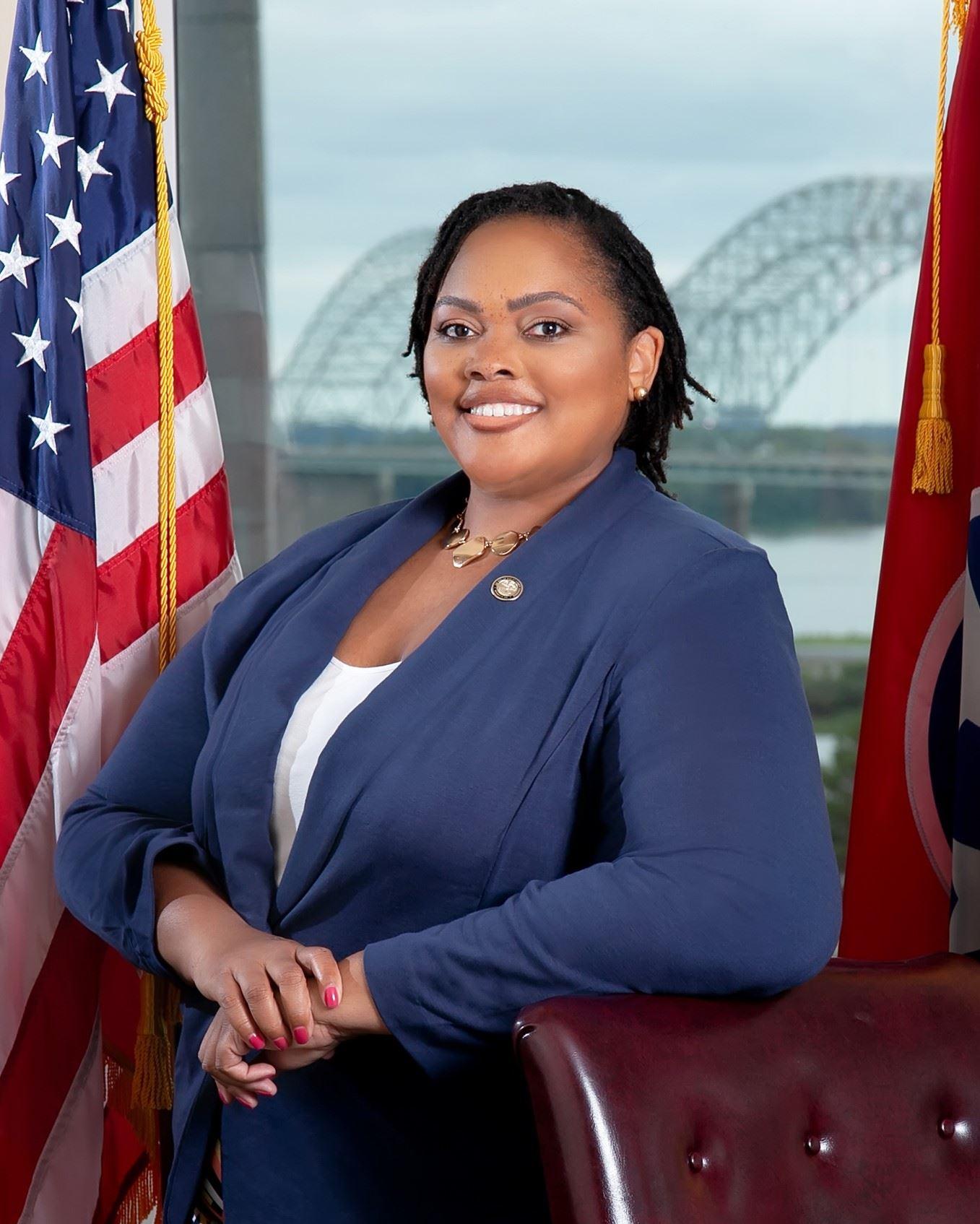 Help a Black woman leader facing death threats